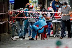 TP Hồ Chí Minh: Yêu cầu người từng đến quán nướng Bảo Lộc khai báo y tế