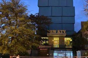 Phong tỏa quán karaoke hạng sang ở Hải Phòng