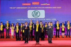 Lee & Man lần đầu tiên được vinh danh tại giải thưởng Rồng Vàng 2020-2021