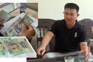 Chủ tịch Mặt trận xã ký khống, 'nhận thay' tiền Tết hỗ trợ người nghèo