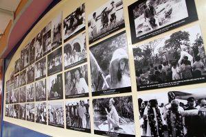 Khai mạc triển lãm 'Hình ảnh và hình tượng Chủ tịch Hồ Chí Minh trong các tác phẩm điện ảnh'