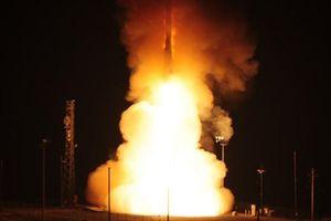 Mỹ phóng hỏng tên lửa ICBM Minuteman