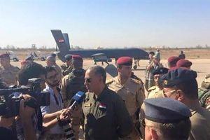 Toàn bộ phi đội CH-4 Iraq ngừng bay