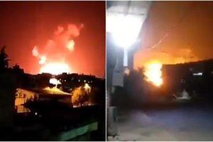 Israel thay đổi chiến thuật không kích Syria
