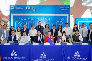 Đại học Hoa Sen mở ngành Kinh tế thể thao