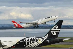 New Zealand hoãn một phần 'bong bóng đi lại' với Australia