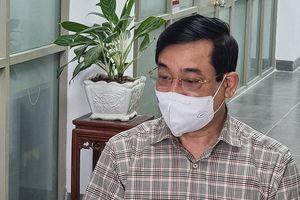 PGS, TS Lương Ngọc Khuê: Nâng mức cảnh báo, ngăn dịch tấn công vào bệnh viện
