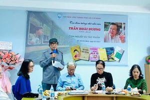 Nhà văn Trần Hoài Dương: 'Vàng ròng' của văn học thiếu nhi Việt Nam