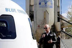 Mở bán vé du lịch vũ trụ