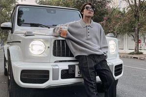 Sơn Tùng M-TP tậu SUV hạng sang Mercedes-AMG G63 hơn 10 tỷ đồng