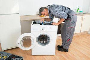Thủ thuật khắc phục máy giặt bị lỗi xả nước liên tục