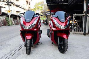 Cận cảnh Honda PCX 160 đầu tiên về Việt Nam, hơn 80 triệu đồng?