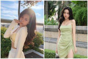 Hot girl Sài thành khoe vòng eo siêu thực netizen khó rời mắt