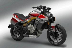 Benda BD999 - xe môtô chạy bằng nước của Trung Quốc