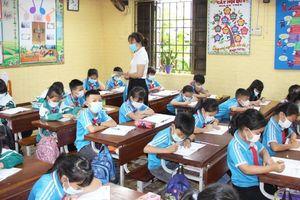 Bắc Ninh: Đi học trở lại sau sự cố nước thải ngập trường học