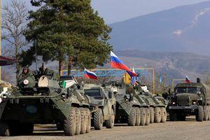 Lực lượng gìn giữ hòa bình Nga ngăn chặn đổ máu chống lại cư dân Karabakh