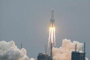 Trung Quốc nói về nguy cơ xác tên lửa Trường Chinh 5B rơi xuống Trái đất