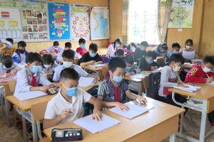 Điện Biên: 2 HS cách ly y tế, hơn 10.000 HS biên giới gấp rút thi học kỳ II