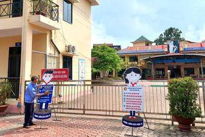 Thái Nguyên: 15 trường cho học sinh tạm dừng đến trường