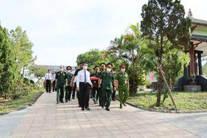 Thừa Thiên Huế: Truy điệu cho 14 hài cốt liệt sĩ hi sinh tại chiến trường Lào