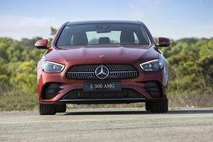 Bảng giá xe ô tô Mercedes mới nhất tháng 5/2021: Mercedes E-Class có giá từ 2,31 tỷ đồng