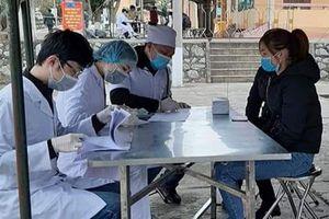 Covid-19 tại Việt Nam sáng ngày 7/5: Thêm một ca mắc cộng đồng tại Thanh Hóa, hiện cả nước có 3.091 bệnh nhân