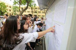 144 học sinh được miễn thi tốt nghiệp THPT, tuyển thẳng vào đại học