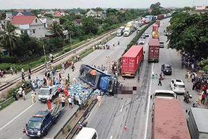 Dự án sửa chữa quốc lộ 5 đang thực hiện đến đâu?