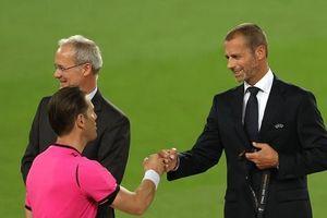 UEFA ra hàng loạt lệnh trừng phạt 'phe ly khai'