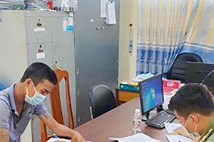 Đưa tin có ca mắc COVID-19 ở Bình Phước, một thanh niên bị triệu tập