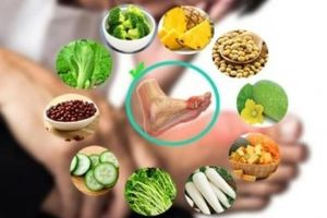 Người bệnh gút nên và không nên ăn gì