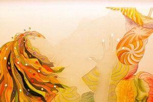 Triển lãm 'Hương Lụa' - trong trẻo, thuần khiết