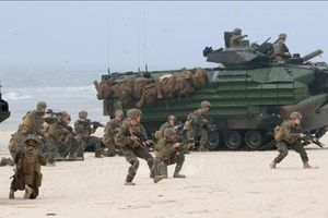 NATO tập trận với quy mô 9.000 binh sĩ