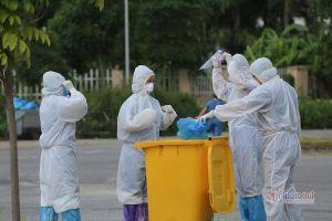 Hà Nội thêm 3 ca dương tính SARS-CoV-2 ở Đông Anh, Thường Tín