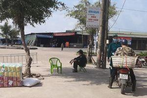 Tiểu thương đi thăm người ốm ở BV Bệnh nhiệt đới, Quảng Ninh đóng cửa cả chợ