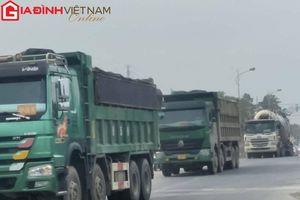 Ám ảnh ra đường vì xe quá tải 'tung hoành' tại huyện Chương Mỹ - Hà Nội
