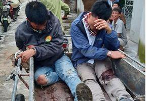 Nghệ An: Người dân mật phục, bắt giữ hai 'cẩu tặc'