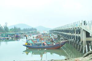 Bất cập điểm tránh trú bão tàu thuyền ở Nghệ An
