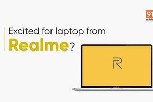 Lộ diện laptop đầu tiên của Realme