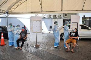Nỗ lực kiểm soát làn sóng dịch COVID-19 thứ ba tại Bangkok, Thái Lan