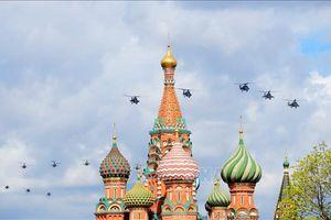 Nga sẵn sàng cho lễ duyệt binh kỷ niệm 76 năm Chiến thắng phát xít