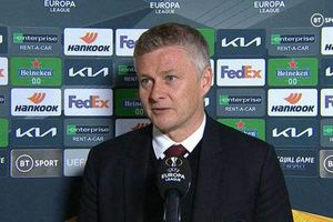Solskjaer: 'Roma lẽ ra đã thắng MU 8-6 sau hai lượt trận'