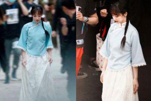 Dương Tử tết tóc bím xinh 'bá cháy' chưa từng thấy, còn gợi nhớ đến mỹ nhân Bến Thượng Hải năm nào