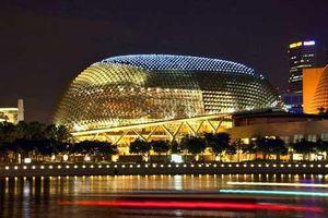 Nhà hát Esplanade - Nét đặc trưng của Singapore hiện đại