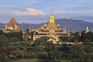 Khám phá vẻ đẹp huyền bí của Ananda - ngôi chùa cổ đẹp nhất Bagan, Myanmar