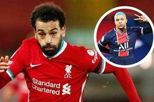 PSG nhắm Salah thay Mbappe