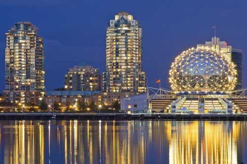 Khám phá Vancouver - Thành phố hiện đại và lý tưởng bậc nhất Canada