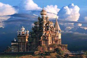 Khám phá đảo Kizhi - Nơi có nhà thờ bằng gỗ lâu đời nhất của Nga