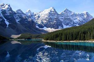 Ngắm vẻ thơ mộng của Vườn quốc gia núi Rocky, Canada