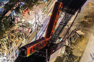 Thảm họa sập đường tàu điện tại Mexico được báo trước thế nào?